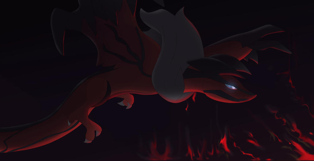 Commission: Yveltal by All0412