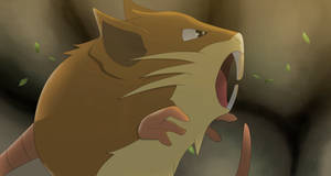 Raticate by All0412