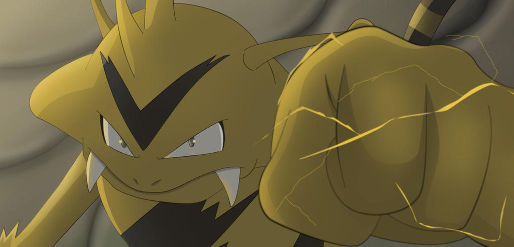 Electabuzz by All0412