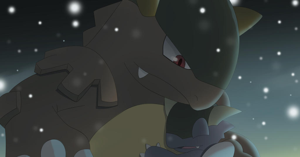 Kangaskhan by All0412