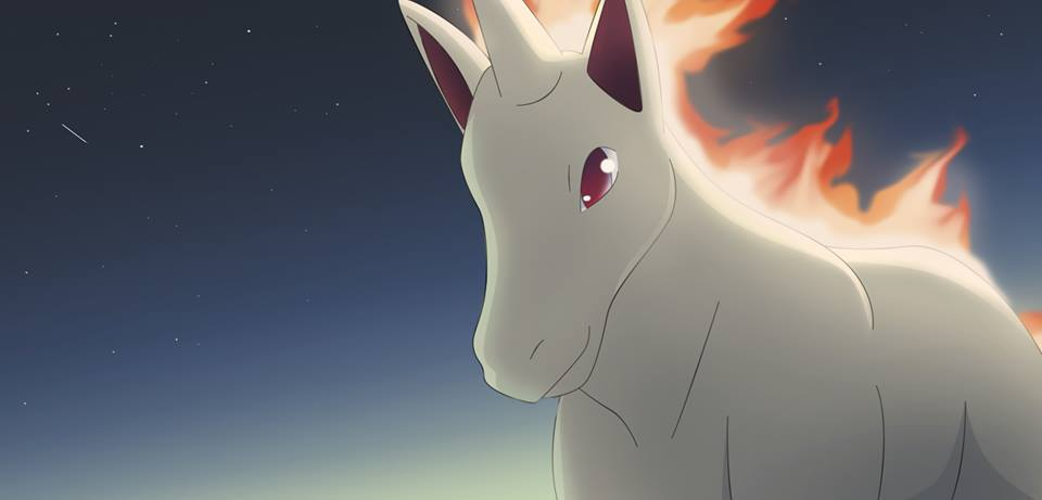 Rapidash by All0412
