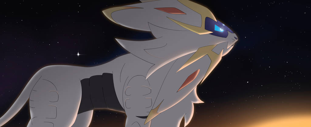 Solgaleo by All0412