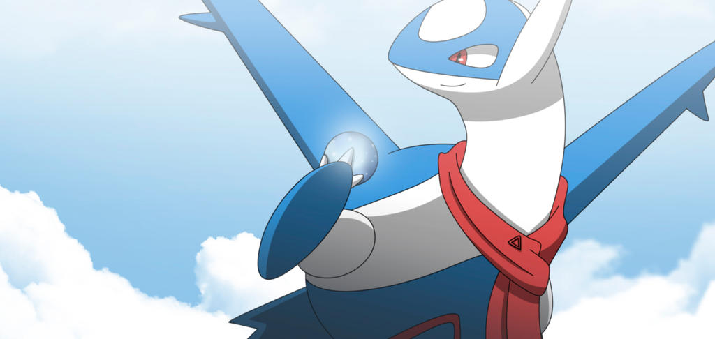 commission  latios and souldew by all0412 on deviantart