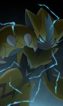 LEAK: New pokemon Zeraora