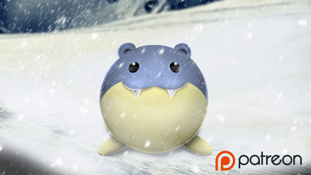 Patreon: Spheal by All0412
