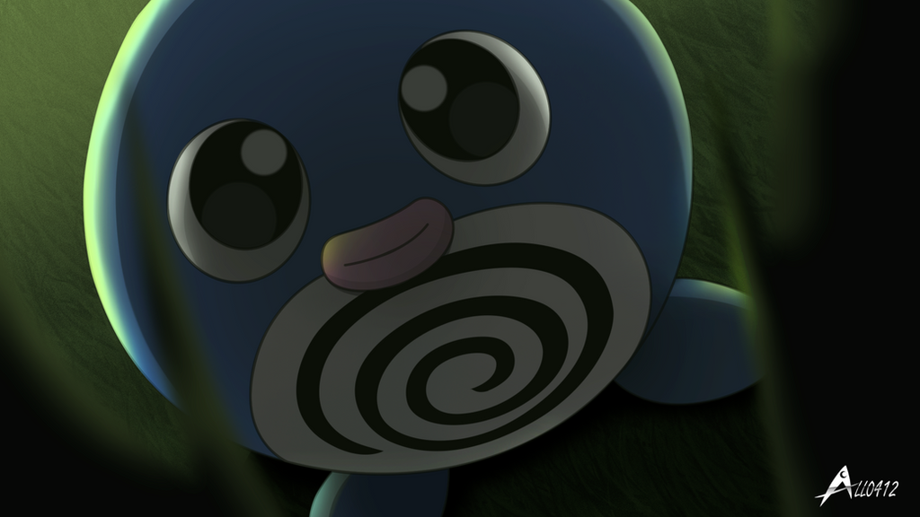Alldex 0060 Poliwag by All0412