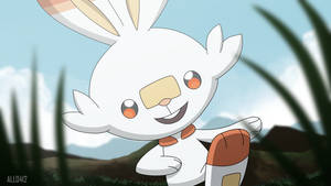 New Fire Starter: SCORBUNNY by All0412
