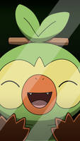 WALLPAPER: Grookey