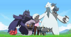 Pokemon Commission: Photo!