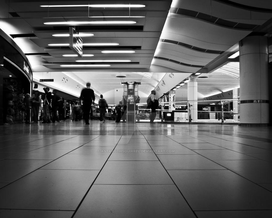 Gatwick by AstarothSquirrel