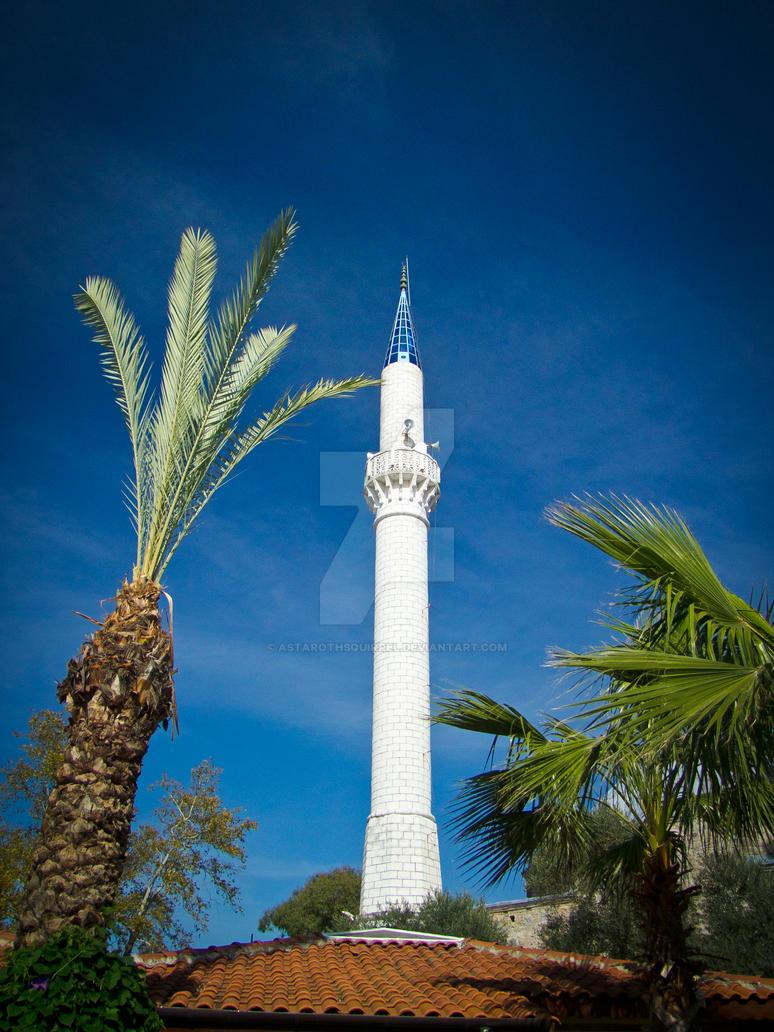 Dalyan Mosque by AstarothSquirrel