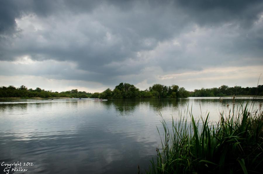 Westbere Lake by AstarothSquirrel