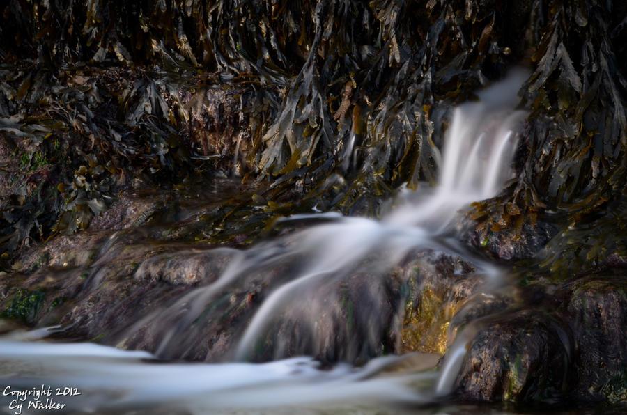 Salt Waterfall by AstarothSquirrel