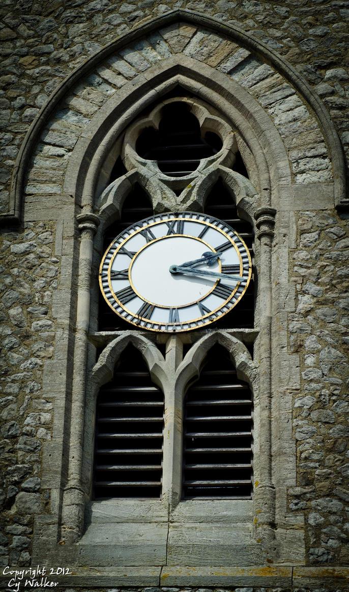 St Paul's Clock by AstarothSquirrel