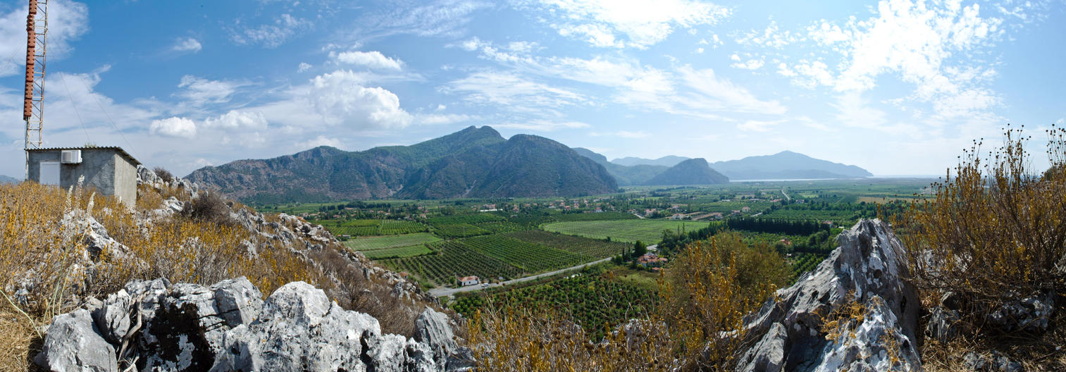 Dalyan Orchards and Farms by AstarothSquirrel
