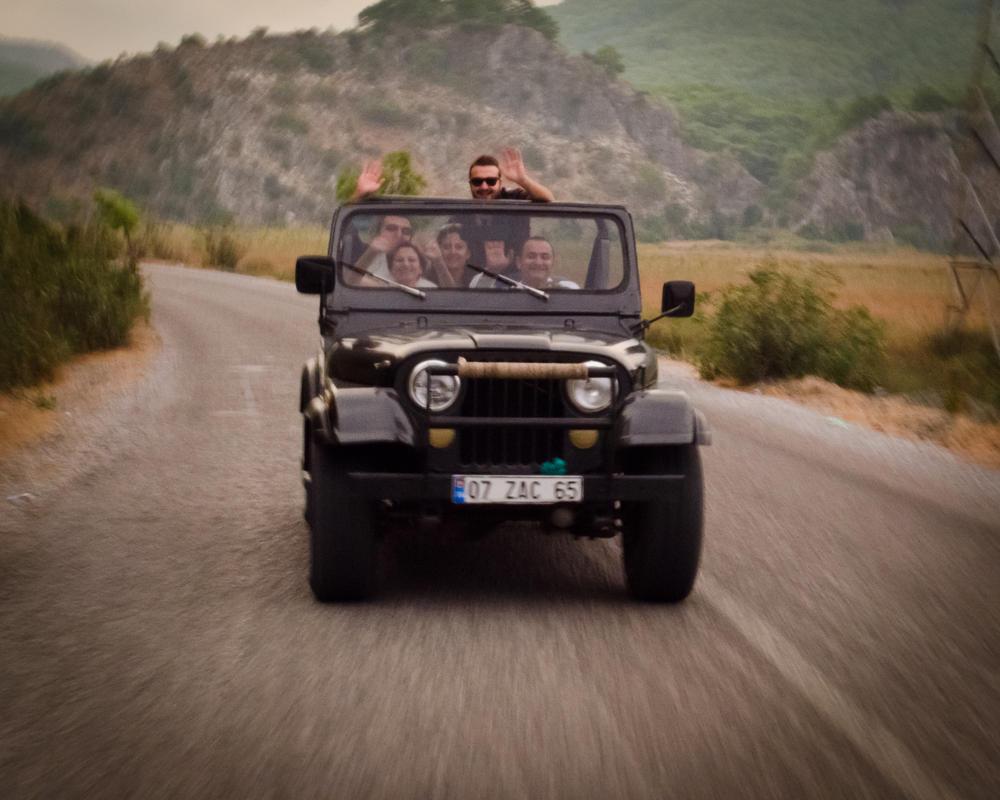 Jeep Wedding by AstarothSquirrel
