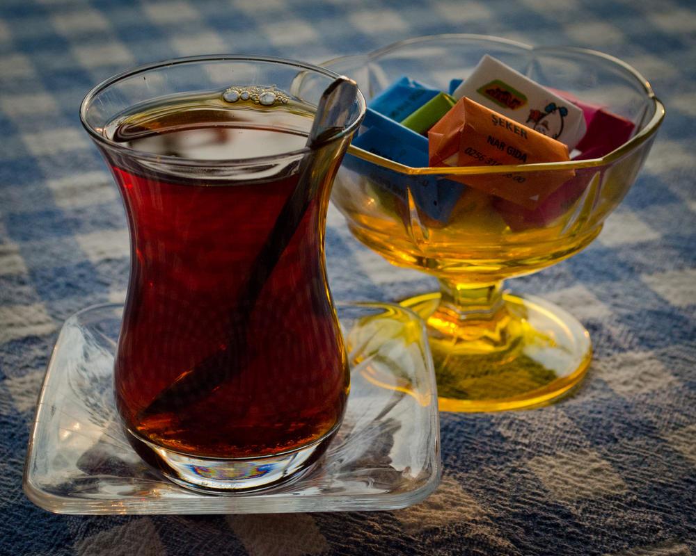 Turkish Tea by AstarothSquirrel