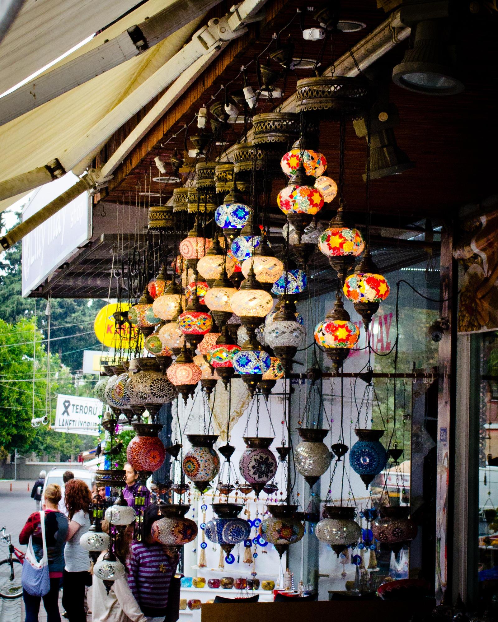 Turkish Lamps by AstarothSquirrel