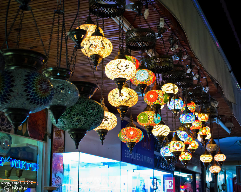 Turkish Lamps II by AstarothSquirrel