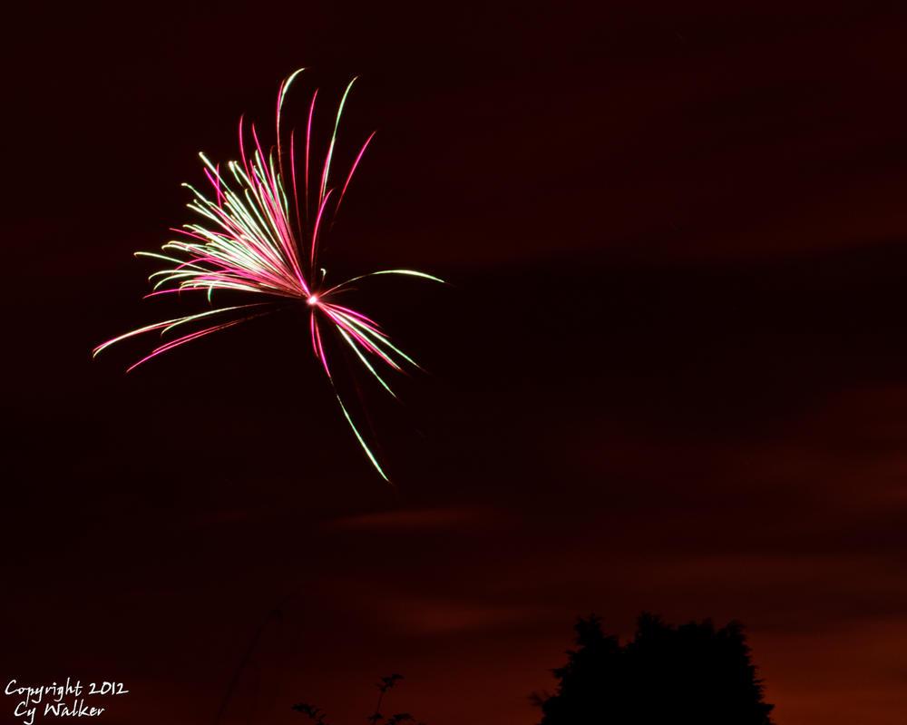 Fireworks VII by AstarothSquirrel