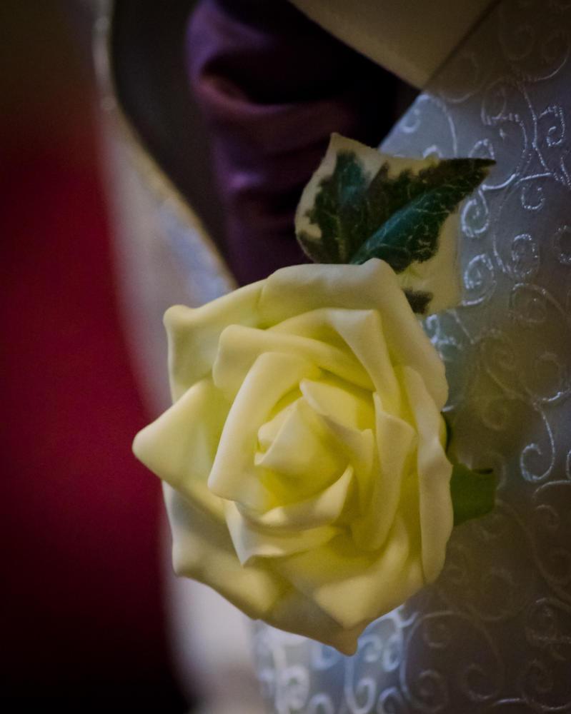 Wedding flower by AstarothSquirrel