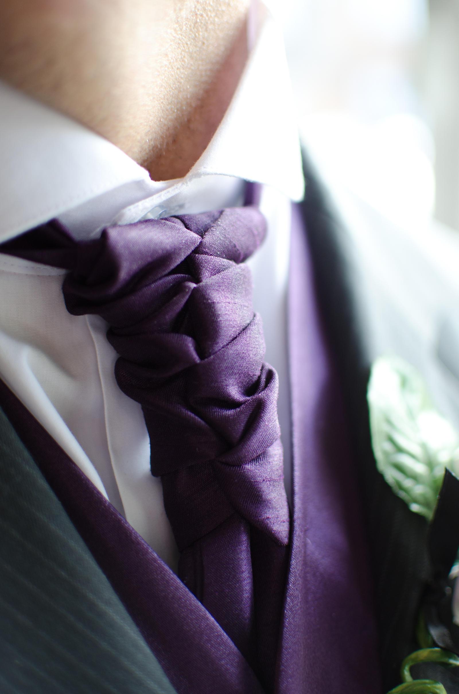 Groom's Tie by AstarothSquirrel