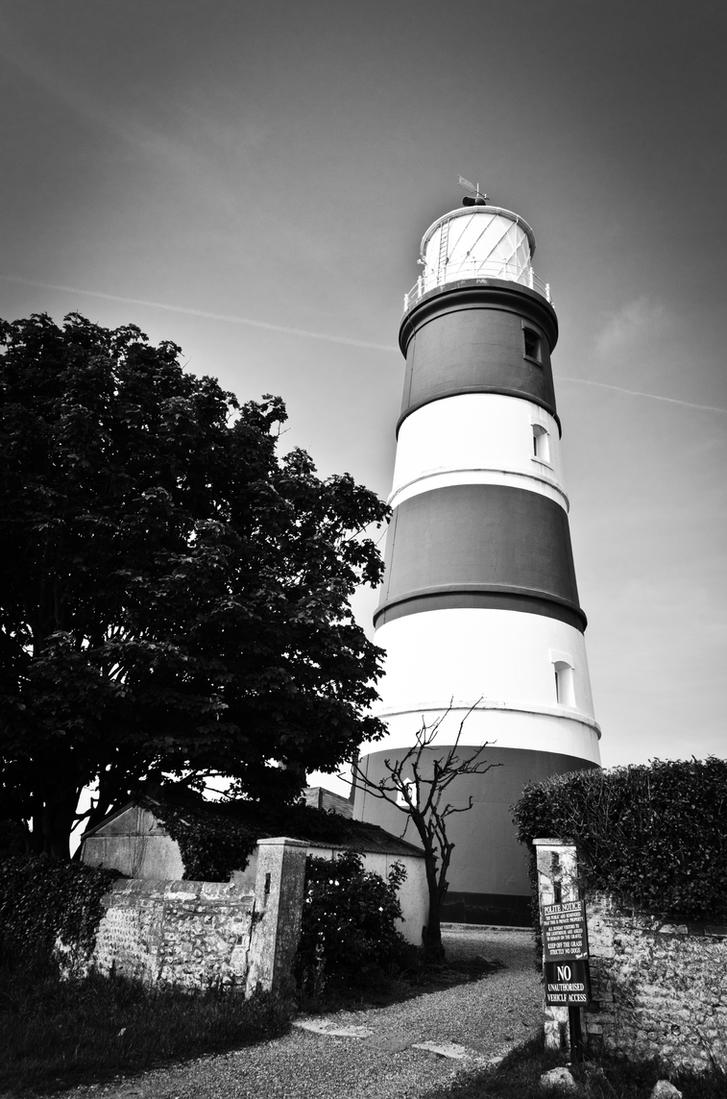 Happisburgh Lighthouse by AstarothSquirrel