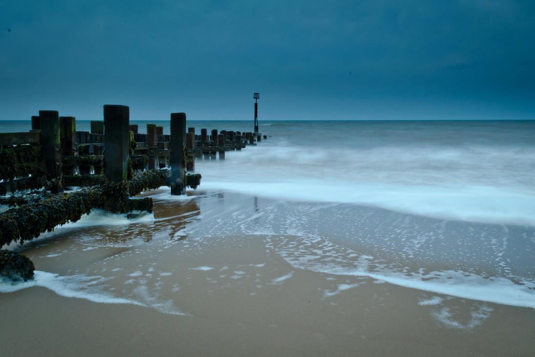Bacton Beach by AstarothSquirrel