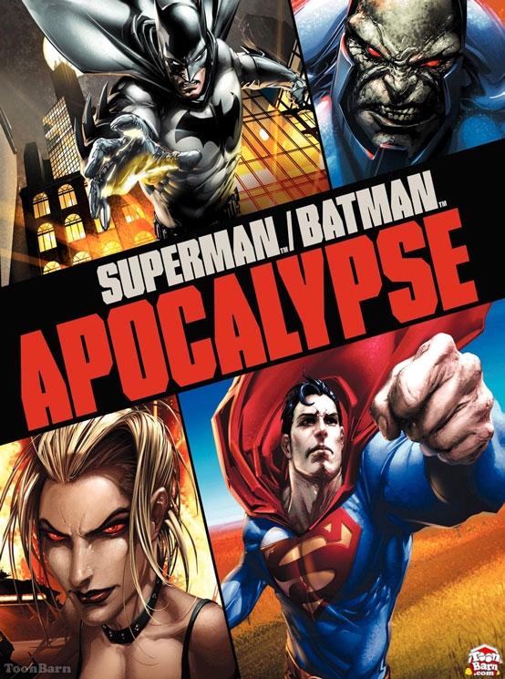 Superman Batman Apocalypse by AZNbebop