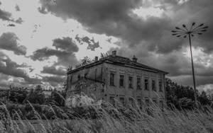 The Evil House by ixada