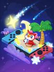 Animal Crossing Wallpaper - Celeste