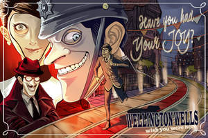 We happy few by bizzybiin