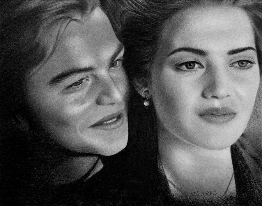 Jack and rose by itsginns on deviantart - Jack and rose pics ...