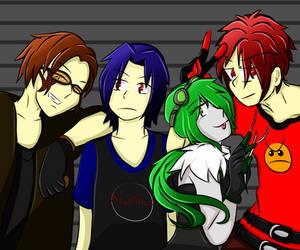 Bolverk Squad XM by BlueBellSierraXx