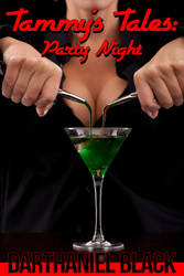 Cover, Tammy's Tales: Party Night by ereaderotica