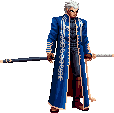 SvC-Vergil(EnlightendShadow) by Chamat