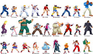 Rival Schools-Roster
