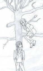 up my tree