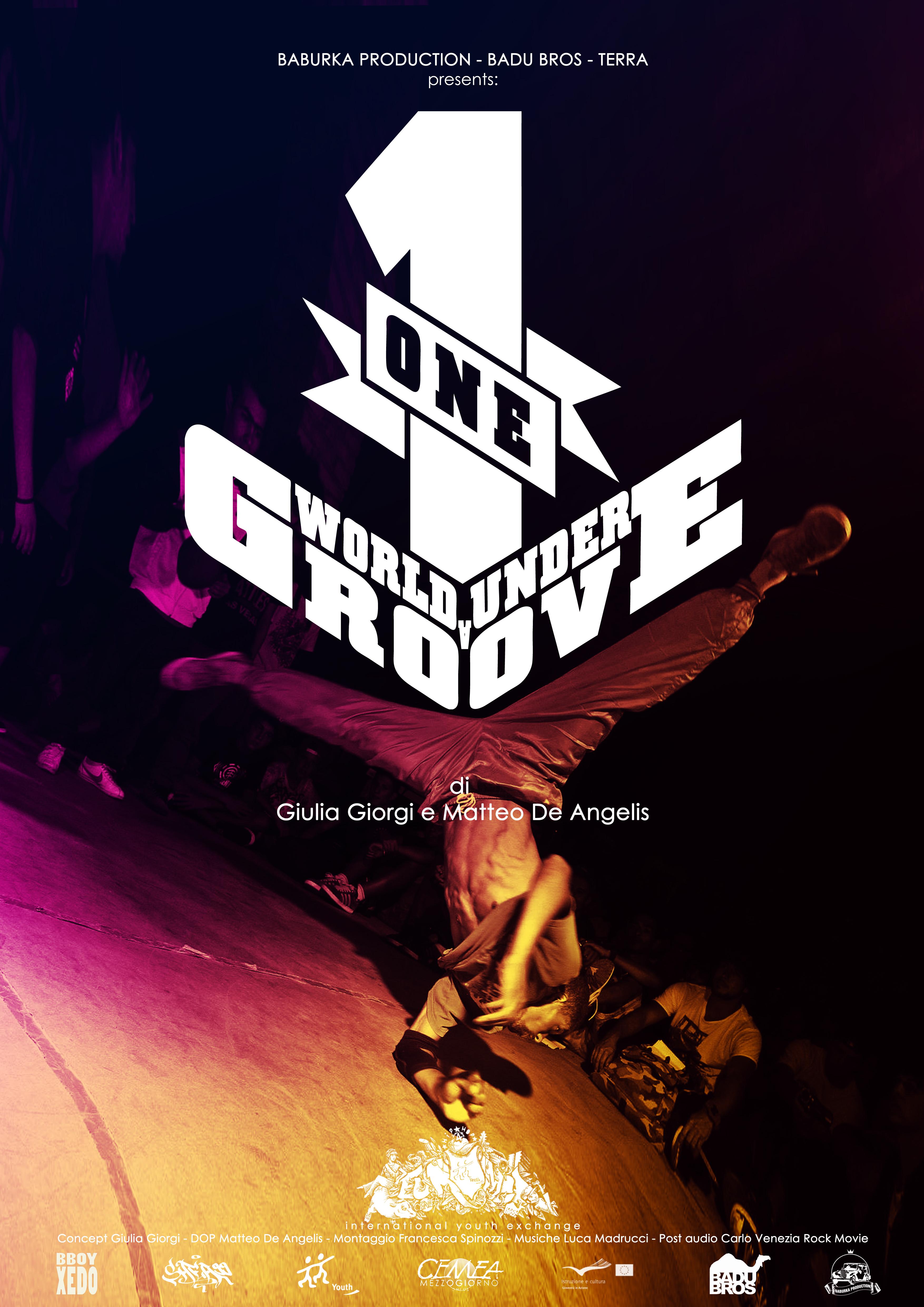 One World Under A Groove by gojoabbestia