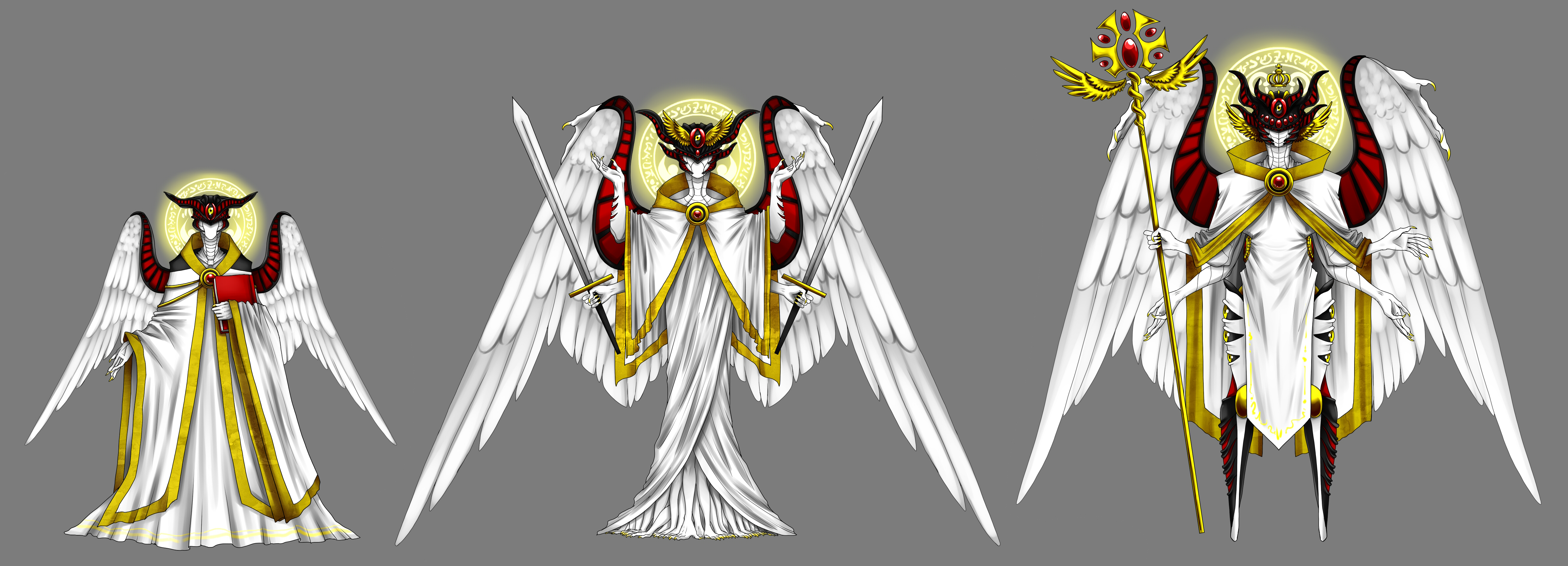 Angelic Ranks: Description, Hierarchy, and How Different Types Different From Each Other 67