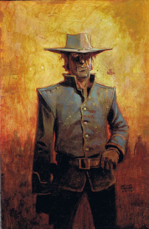 Jonah Hex by Andrew-Robinson