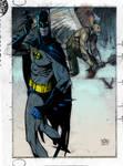 batman and hawkman
