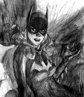 batwoman by Andrew-Robinson