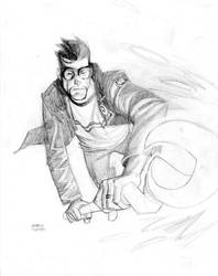 jack knight by Andrew-Robinson