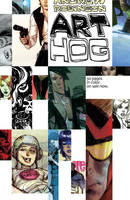 Art Hog Book Promo by Andrew-Robinson
