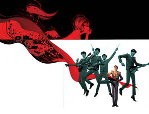 Cover to The 5th Beatle GN