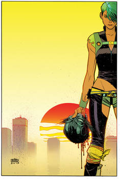 Wake Cover Issue 6
