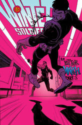 Winter Soldier Cover 3 Color