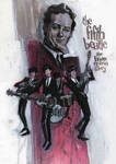 Brian Epstein and Beatles painting