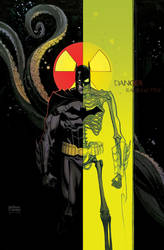 Batman Det variant cover